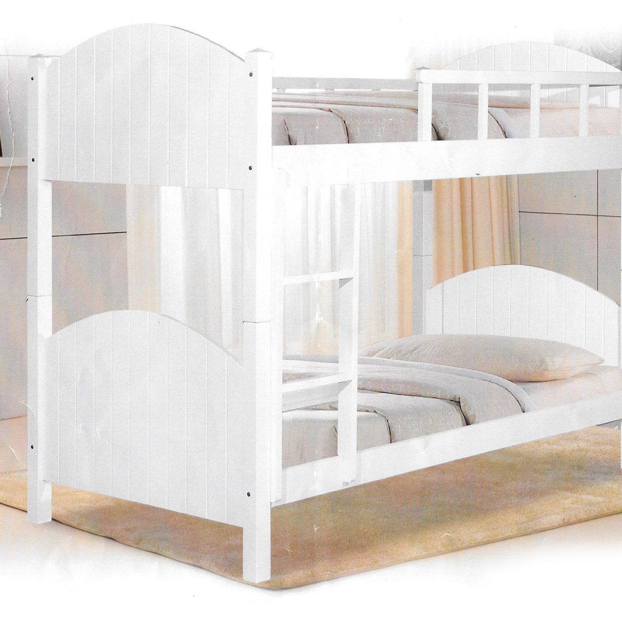 Double Decker Bed-Atop ATN-7213