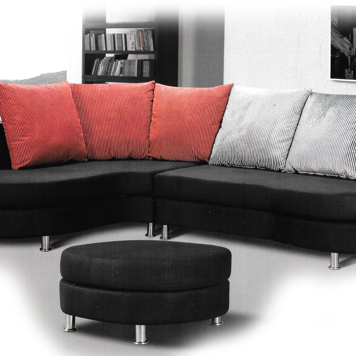 Konsen Furniture Design Sofa Set Vassallo ST-2006